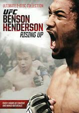 UFC: Benson Henderson - Rising Up (DVD, 2013, 2-Disc Set)