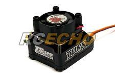 SKYRC TORO Black TS120 Competition RC Sensored Brushless Motor 120A ESC SL715