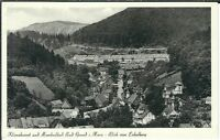 Ansichtskarte Kurort und Moorheilbad Bad Grund im Harz - Blick vom Eichelberg