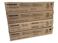 Toshiba TF-C415 (TFC415) Complete Toner Set