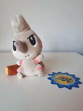 Pokemon Center Pokedoll-timburr Peluche Peluche Como Nuevo Con Etiqueta-Versión Japonesa