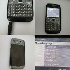 CELLULARE NOKIA E72 GSM SIM FREE DEBLOQUE UNLOCKED