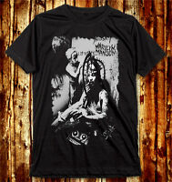Marilyn Manson Brian Hugh Warner The Pale Emperor U&V-Neck 2Color T-Shirt S-XXL