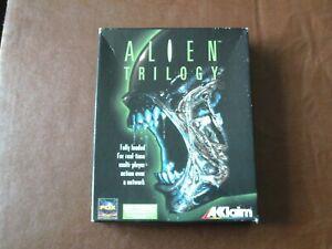 alien trilogy  big box edition