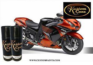 KAWASAKI - CANDY BURNT ORANGE 12oz AEROSOL CAN. MOTORCYCLE, AUTOMOTIVE, HOK
