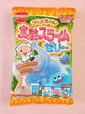 Meiji Experimental Slime Jelly Making Kit Japanese Candy Kit New
