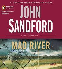 Mad River by John Sandford (2012, CD)