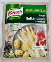 (7,80€/1L) Knorr Feinschmecker  5 x Sauce Hollandaise klassisch
