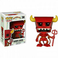 Robot Devil Pop Funko Pop Vinyl New in Mint Box + Protector