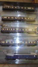 """LILIPUT 382003 Rheingold 1928 e derivate Set """"Rheingold"""" DRG 5 ELEMENTI"""