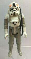 Star Wars Vintage At-At Pilot Figure Kenner 1980 with Original Blaster Rifle Gun