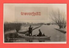 More details for the floods flooding langport nr somerton 1910 rp pc unused ref p633