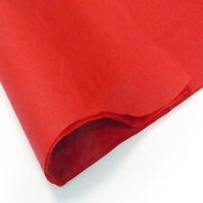 Completo Risma 480 Fogli Rosso Acidi Senza Tessuto Carta 500mmx750mm 18 GSM