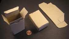 """REVERSE TUCK SMALL PARTS BOX, 1"""" x 1-5/8"""" x 2-3/4"""", 0.024"""" THICKNESS (25 PIECES)"""