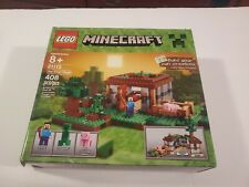 LEGO Minecraft, The First Night 21115, brand New OPEN Box