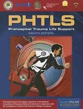 NEW PHTLS: Prehospital Trauma Life Support, 8th Edition