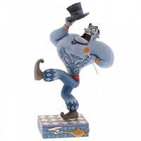 Disney Traditions 6001271 Born Showman (Genie Figurine) New & Boxed FREE P&P