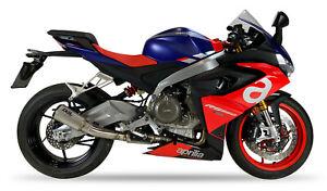IXIL Race Xtrem Carbon Full Exhaust System Aprilia RS 660 / Tuono 660 2021