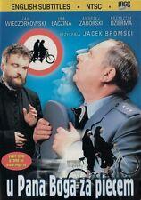 U Pana Boga za piecem (DVD)  NTSC komedia  POLSKI POLISH