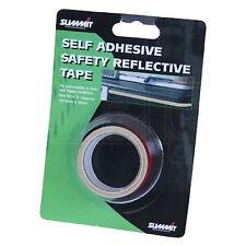 Self Adhesive Reflective Tape - White - Car / Van / Truck Bumpers