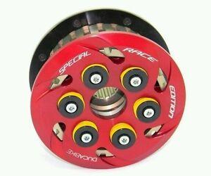Ducabike Slipper Clutch Red Ducati GT Sport 1000 848 MTS 1100 ST3