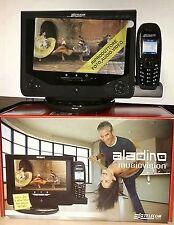 Cornice Digitale con base Cordless Estraibile Aladino Music Vision Telecom Nuovo