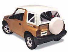 Bestop Replacement Top Skin. Geo Tracker Suzuki Sidekick 1995-1998 *White*