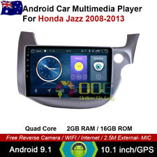 "10.1"" Android 9.1 Quad Core Car Non DVD GPS For Honda Jazz 2008-2013"