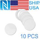 10 PCS NTAG215 Blank NFC 215 Cards RFID Tags TagMo Amiibo Compatible Android Kit