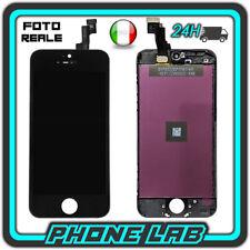 DISPLAY LCD ORIGINALE TIANMA Apple iPhone 5c SCHERMO TOUCH VETRO Nero