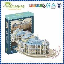 Ukraine Buliding model Odessa Opera And Ballet Theatre 3D puzzle model