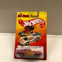 Hot Wheels The Hot Ones 1971 Ford Mustang Mach 1 X22