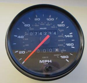 PORSCHE 911 964 993 SPEEDOMETER CLOCK GAUGE Tacho Speedo 99364151700