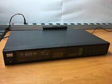Sanyo JT440 Am/FM Stereo Tuner. Very Rare And Unique!