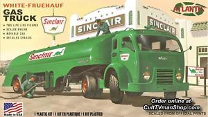 Atlantis 1/48 Vintage Gas Truck Sinclair/US Army