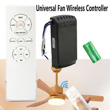 New Universal Ceiling Fan Lamp Wireless Remote Controller Kit with Receiver US