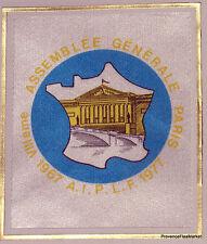 PARLEMENTAIRES FRANCOPHONIE Yt1945  FRANCE  FDC Enveloppe Lettre Premier jour