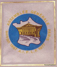 PARLIAMENTARIANS FRANCOPHONIE Yt1945 FRANCE FDC Envelope Letter Premier day