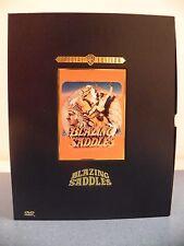 BLAZING SADDLES DVD LIMITED EDITION COLLECTOR SET MEZZOGIORNO E MEZZO DI FUOCO