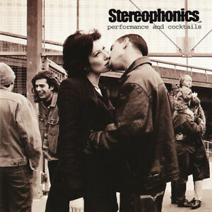 STEREOPHONICS PERFORMANCE AND COCKTAILS VINYL LP (New / Sealed)