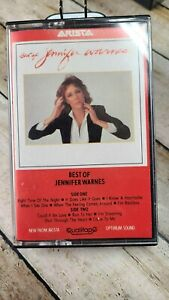 Best of Jennifer Warnes Cassette