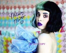 "Melanie Martinez Reprint SIGNED 8x10"" Photo #1 RP Dollhouse The Voice Cry Baby"
