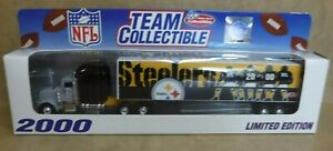 2000 PITTSBURGH STEELERS MATCHBOX TEAM COLLECTIBLE WHITE ROSE LIMITED EDITION
