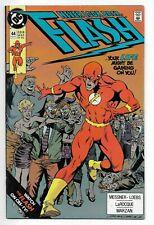 The Flash  #44 DC Comics 1990 F+