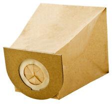 I105K 8 sacchetti filtro saccco in carta naturale per aspirapolvere Imetec 08021