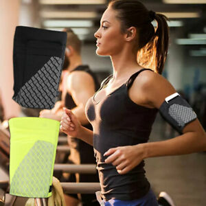 Sports Armband Running Jogging Mobile Phone Arm Bag Card Key Case Cover Holders