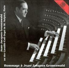 HOMMAGE … JEAN-JACQUES GRUNENWALD NEW CD