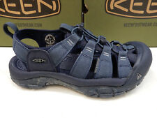 Keen Mens Newport H2 Blue Nights Swirl Outsole Size 8.5