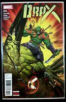 The DRAX #11 (2016 MARVEL Comics) Comic Book NM