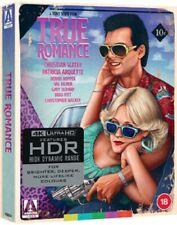 True Romance Limited Edition 4k UHD Blu Ray Region